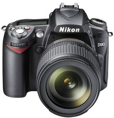 Product picture Nikon D90 digital Camera Service manual